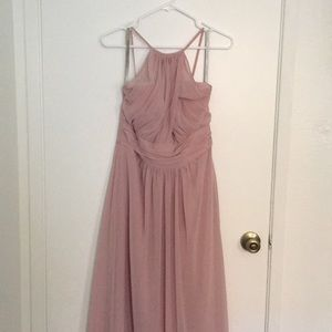 Full length Alfred Angelo formal dress